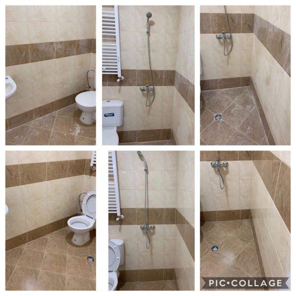 Измиване на баня