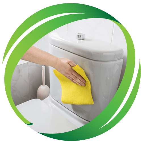 Почистване на тоалетни