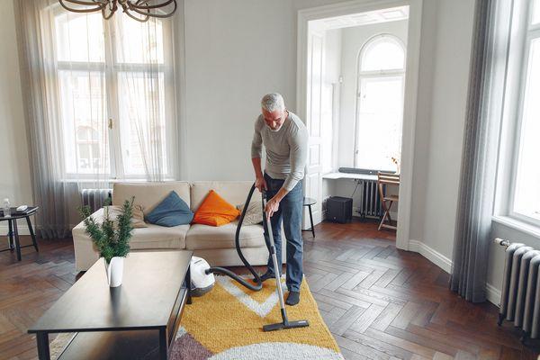 Почистване на апартамент 4 -дневна