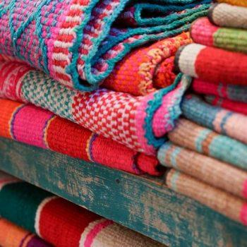 Пране на петна от килим или мокет 3 - цветни